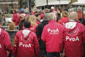 Pvda Rotterdam campagne